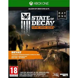 State Of Decay Year-One Survival Edition Day One Edition Xbox One voor €13,50 @ Game-Outlet