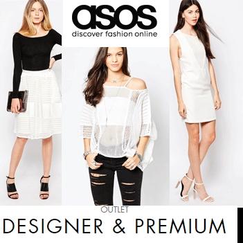 Designer sale met hele hoge kortingen (oa €217!!) op fashion @ ASOS