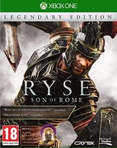 Ryse: Son Of Rome Legendary Edition Xbox One voor €22,94 @ Game-Outlet