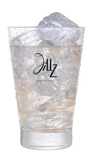 6 Jillz glazen voor € 6,50 + verz. kst @ Jilz