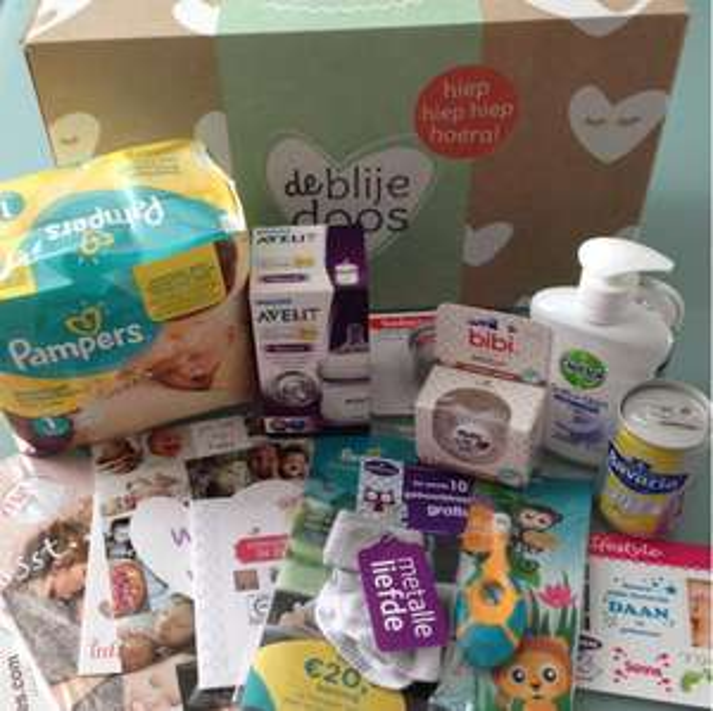 Overzicht alle gratis babydozen en babyspullen