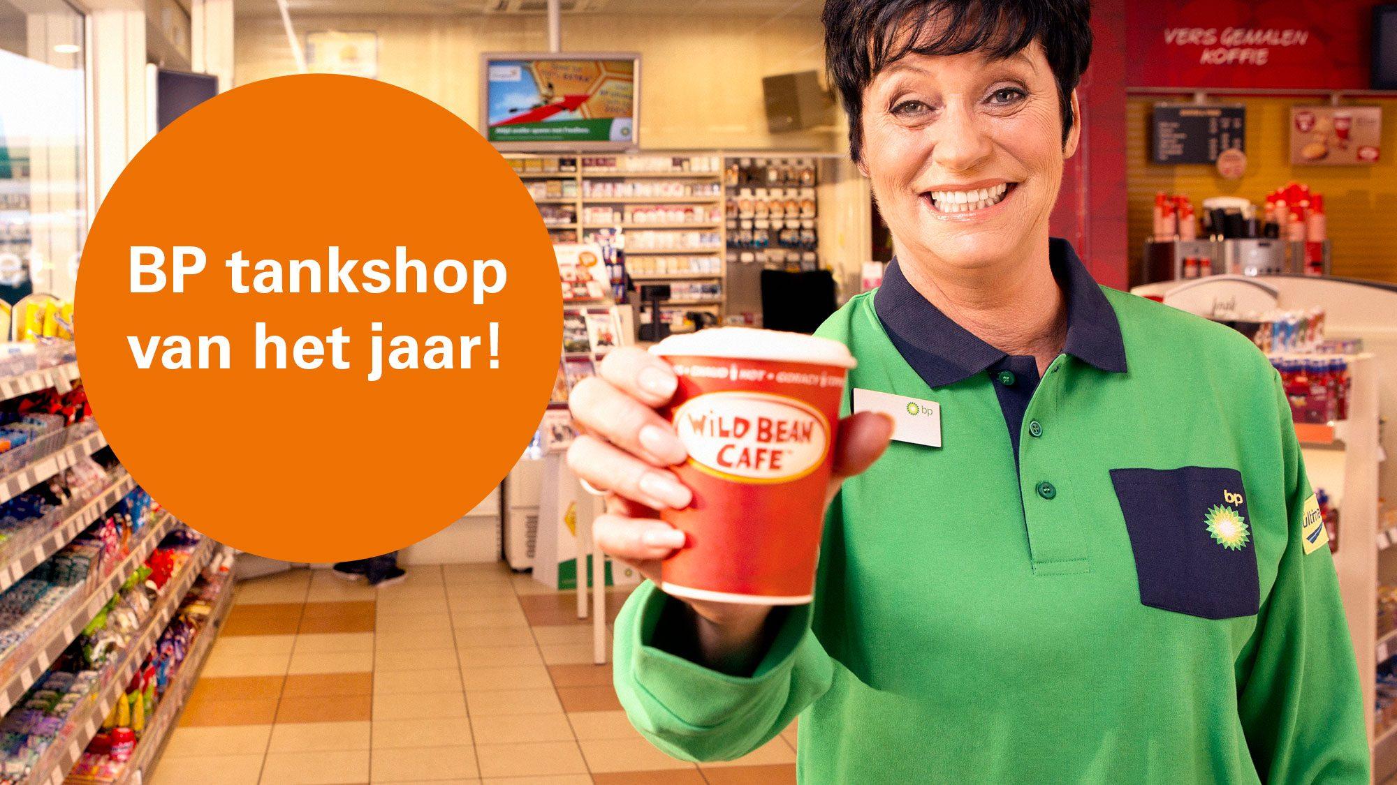 Gratis kopje koffie bij BP tankstations - Alleen vandaag