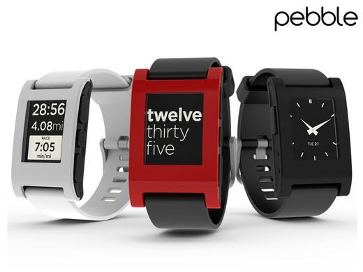 Pebble Classic Smartwatch voor €60,94 @ iBOOD