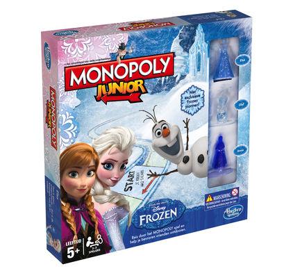 Monopoly Junior - Disney Frozen €17,58 @ Coolblue + GRATIS verzonden