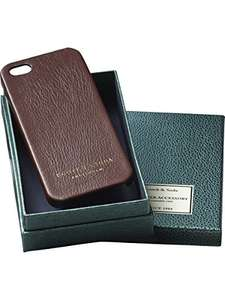 Scotch & Soda iPhone 5 cover voor €5,71 @ Amazon.de (Plus Produkt)