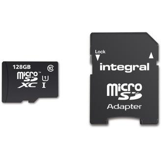 Integral Micro SDXC 128GB (Class 10) voor €29,14 @ Rakuten.co.uk (MyMemory)