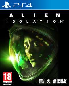 Alien: Isolation (Playstation 4) voor € 37,59 @ WOW HD