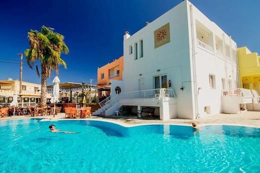 [UPDATE] 8 dagen Rhodos incl. vluchten, transfers en verblijf in 4*-hotel voor €180 @ TUI
