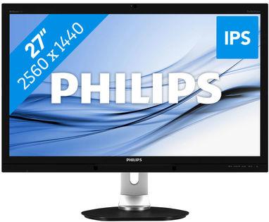 Philips 272P4APJKHB voor €499 @ Coolblue