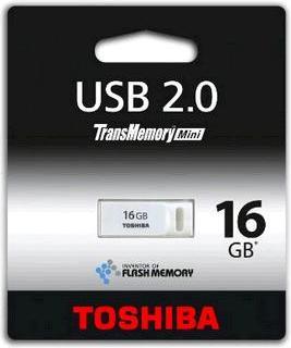 3 voor 1 met code - Toshiba USB Stick MINI 16GB 2.0 voor €9,95 @ CDromland
