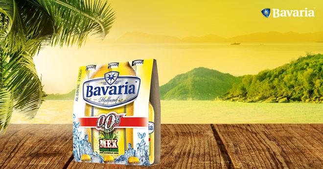 Probeer gratis Bavaria 0.0% Mex @ Korting is leuk
