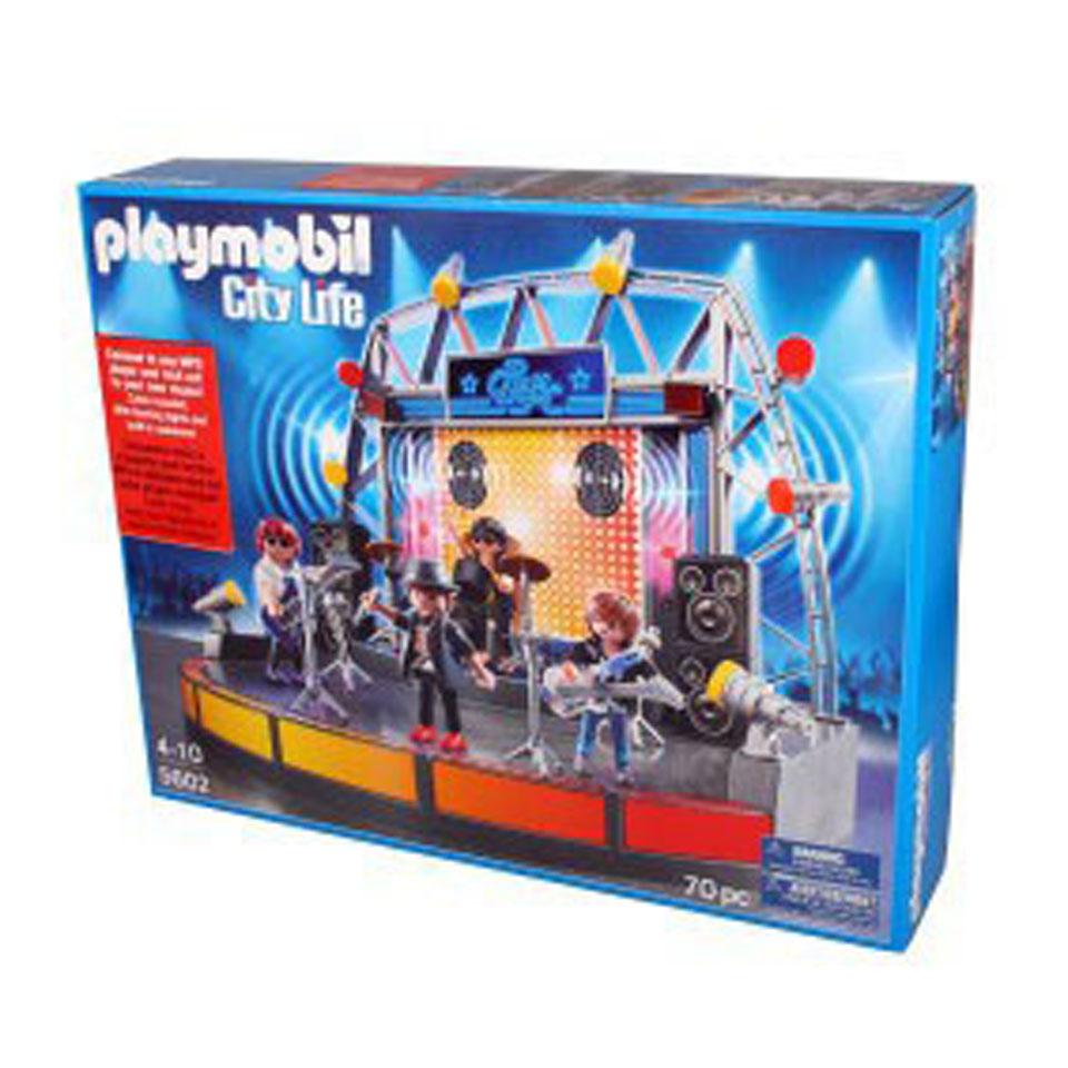 Playmobil Podium met Band (5602) voor €24,99 @ Bart Smit