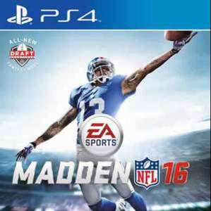 Madden NFL 16 €19,94 @ Cosmox