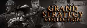 Paradox Grand Strategy Collection voor 8 euro ipv. 92 euro op Steam