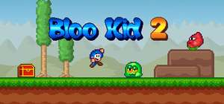 Gratis Steam key voor Bloo Kid 2 @ Failmid