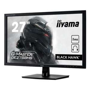 Iiyama G-Master GE2788HS-B1 Monitor voor €196,27 @ Amazon.co.uk