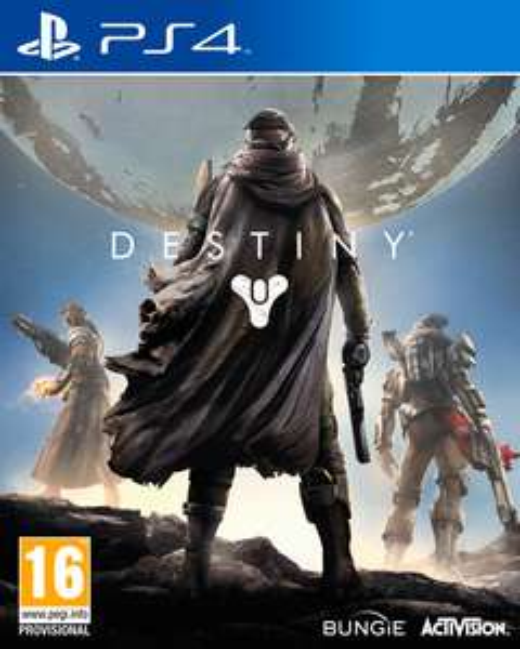 Destiny (PS4) voor € 45,79 @ Zavvi
