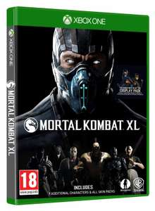 Mortal Kombat XL (Xbox One) voor €21,05 @ Amazon.de