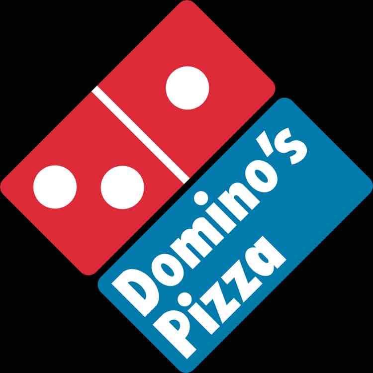 50% korting bij domino's pizza!