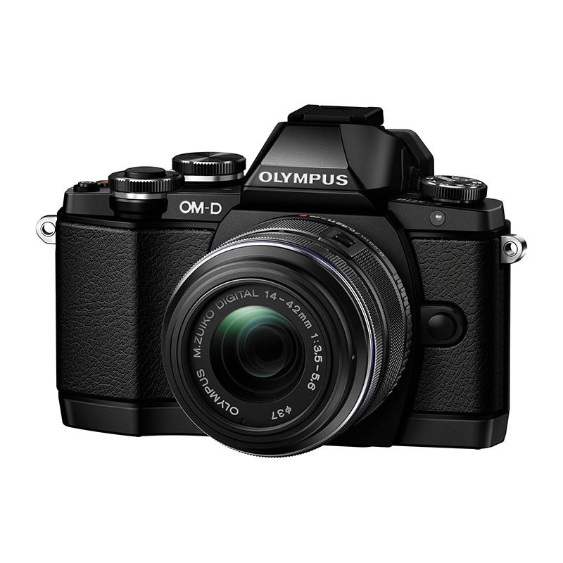 Olympus OM-D E-M10 + M.Zuiko Digital ED 14-42mm voor €449 @ Cameranu