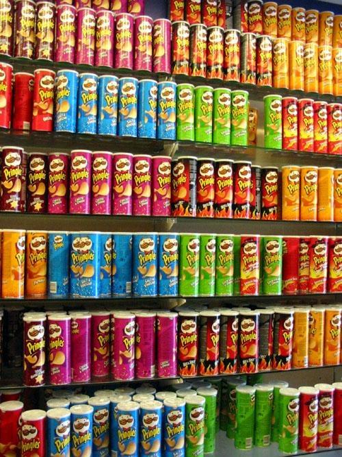 Pringles voor maar 1 euro @ Deen