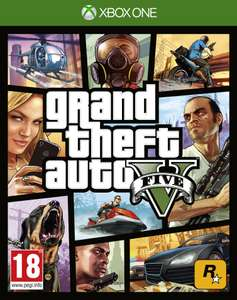 Grand Theft Auto 5 / GTA 5 | Xbox one | Xbox.com | 35 euro