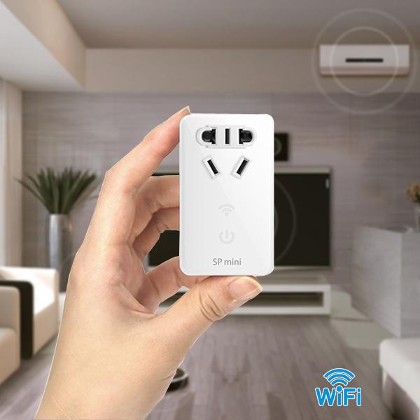 BroadLink SP Mini WiFi Smart Home Socket Switch Plug Timer Wireless @ Banggood