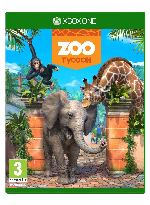 [UPDATE: nu €7,24] Zoo Tycoon (Xbox One) Digitale Code voor €9,26 @ CDkeys