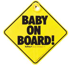 [UPDATE] Safety 1st Baby on Board - €1,89 @ Coolblue