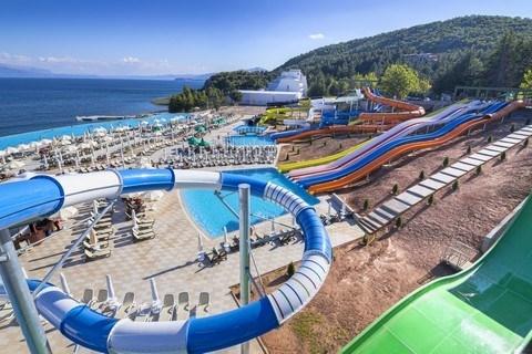 8 dagen Ohrid - 5*-hotel en aquapark, met ontbijt - voor €211 @ Correndon