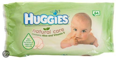 Huggies babydoekjes voor €1 @ Dirk