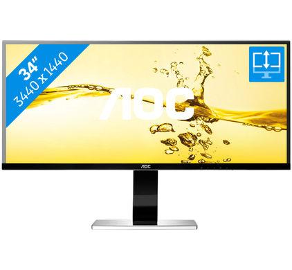 AOC u3477Pqu monitor voor €599 @ Coolblue