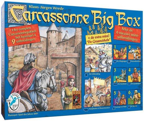 Carcassonne Big Box 1 voor €35,99 @ Bol.com / Coolblue