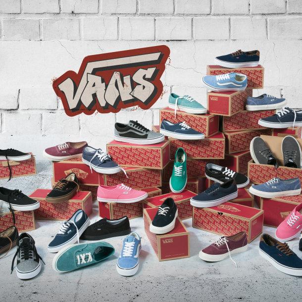 Vanaf vandaag bij Aldi: Vans schoenen €29,99