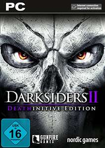 Darksiders II Deathinitive Edition (Steam) voor €2,99 @ Amazon.de