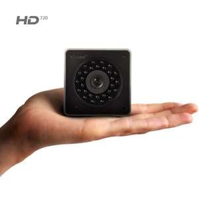 Y-cam Cube HD 720 surveillance camera voor €119 @mobile-harddisk.nl