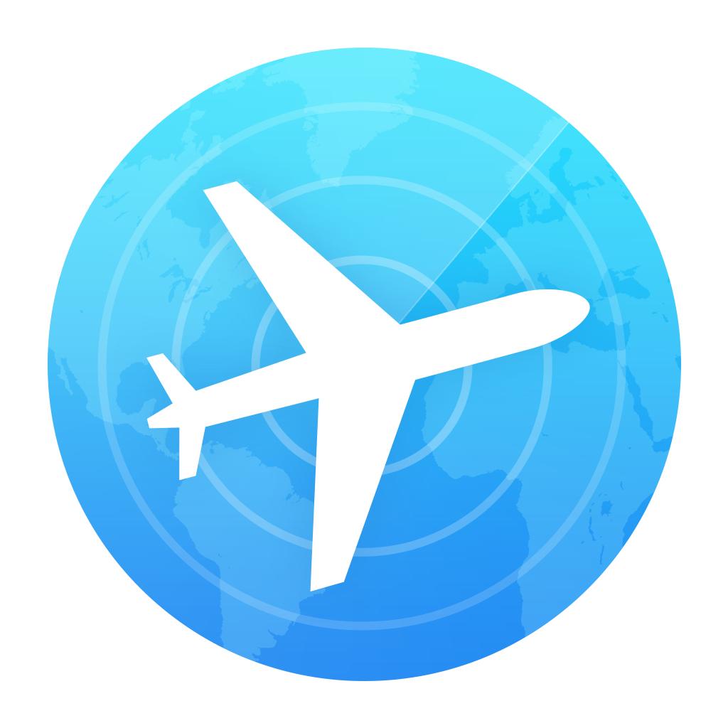 Gratis app FlightTrack 5 t.w.v. €4,49 (iOS) @ Expedia