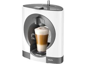 Krups KP1101 Nescafe Dolce Gusto Oblo voor €19 (eventueel €9) na cashback @ Coolsound/4Launch