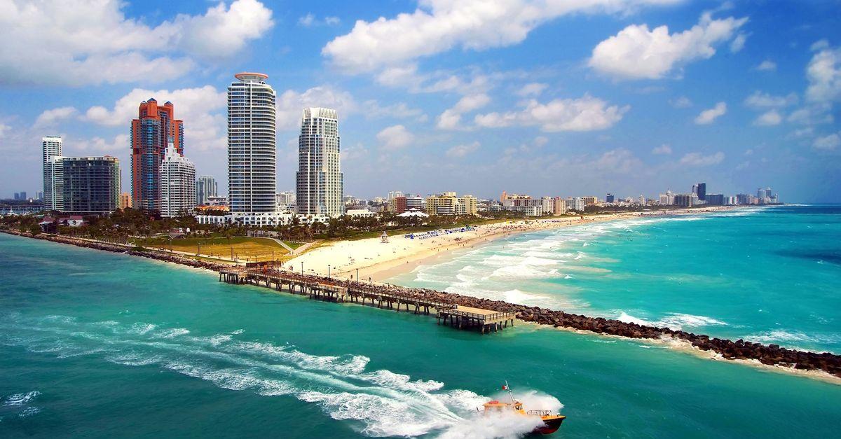 Last minute tickets Oostende - Miami voor €199,98 / Jamaica voor €229,98 @ Jetairfly