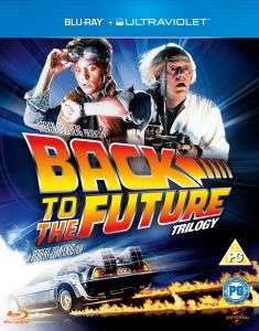 Back to the Future Trilogie boxset (Blu-ray) voor €11,69 @ Zavvi