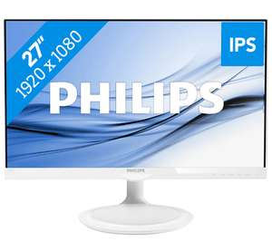 Philips 275C5QHAW monitor voor €249 @ Coolblue