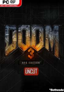 Doom 3: BFG Edition (Steam key) voor €2,49 @ Gamesplanet
