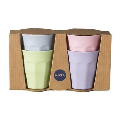 [UPDATE] Gratis Nordal bamboe bekerset bij twee Nivea producten (€1,98) @ Kruidvat