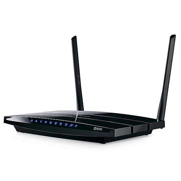 TP-Link TL-WDR3600 router voor € 38,95 @ Wehkamp