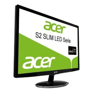 Acer S242HLCbid  monitor voor €112,87 @ Amazon.de