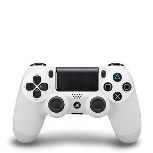 Sony Wireless Dualshock 4 Controller (glacier white) voor € 51,99 @ Zavvi