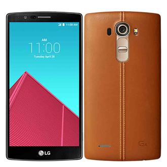 LG G4 Leather 32GB voor €290,53 @ Rakuten.co.uk