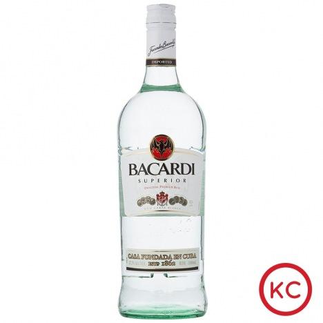 Maar 10 euro voor een fles Bacardi @kratjecontant
