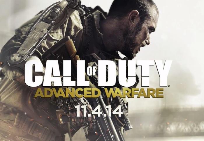 Gratis upgrade Call of Duty: Advanced Warfare PS3/360 naar PS4/One