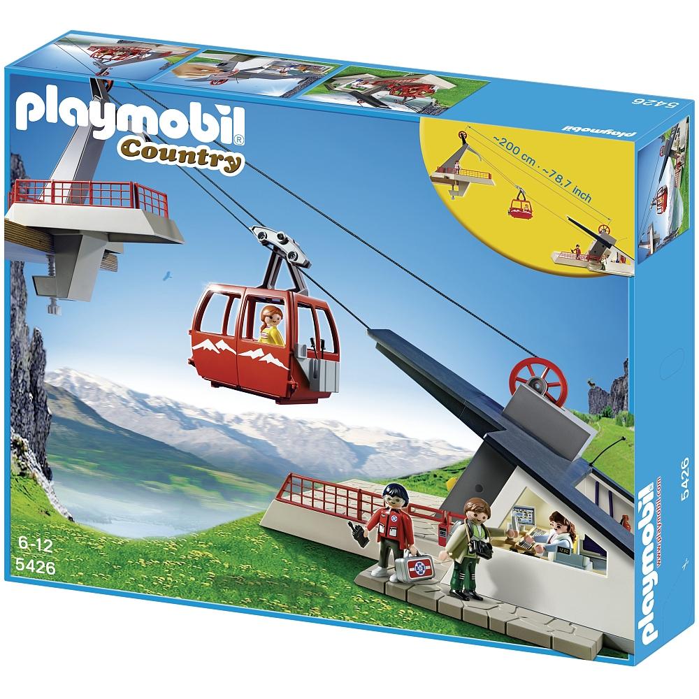 Playmobil Bergstation met Kabelbaan (5426) voor €30 @ Toys'R'Us